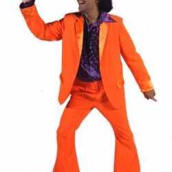 Oranje pak heren